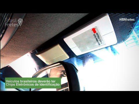 Veículos serão identificados por chip instalado em para-brisa em 2016