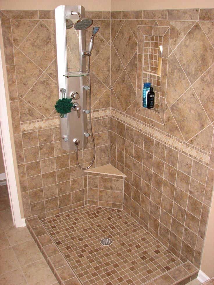 1089 best Bathrooms images on Pinterest   Bathroom remodeling ...