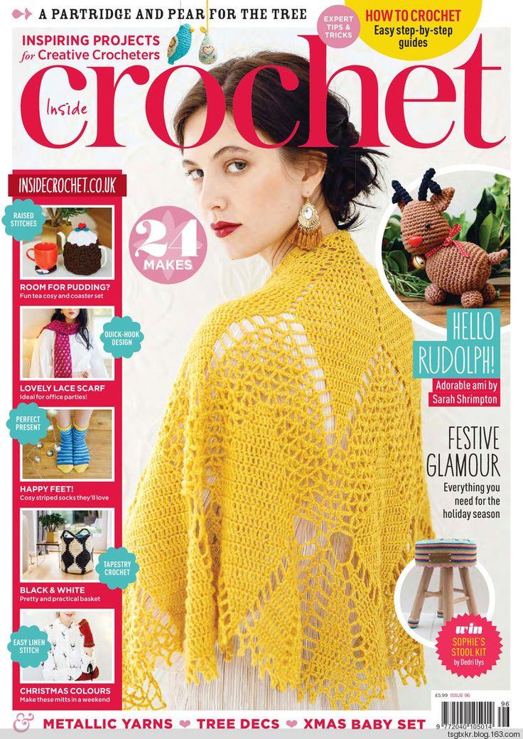 Inside Crochet №96 2017 - 轻描淡写 - 轻描淡写