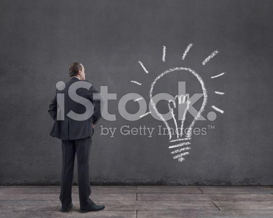 Businessman Searching New Ideas (royalty-free stock photo) © mgkaya