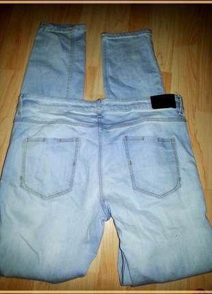 Kaufe meinen Artikel bei #Kleiderkreisel http://www.kleiderkreisel.de/damenmode/lederhosen/114015392-helle-jeans-zara-gr-40-l