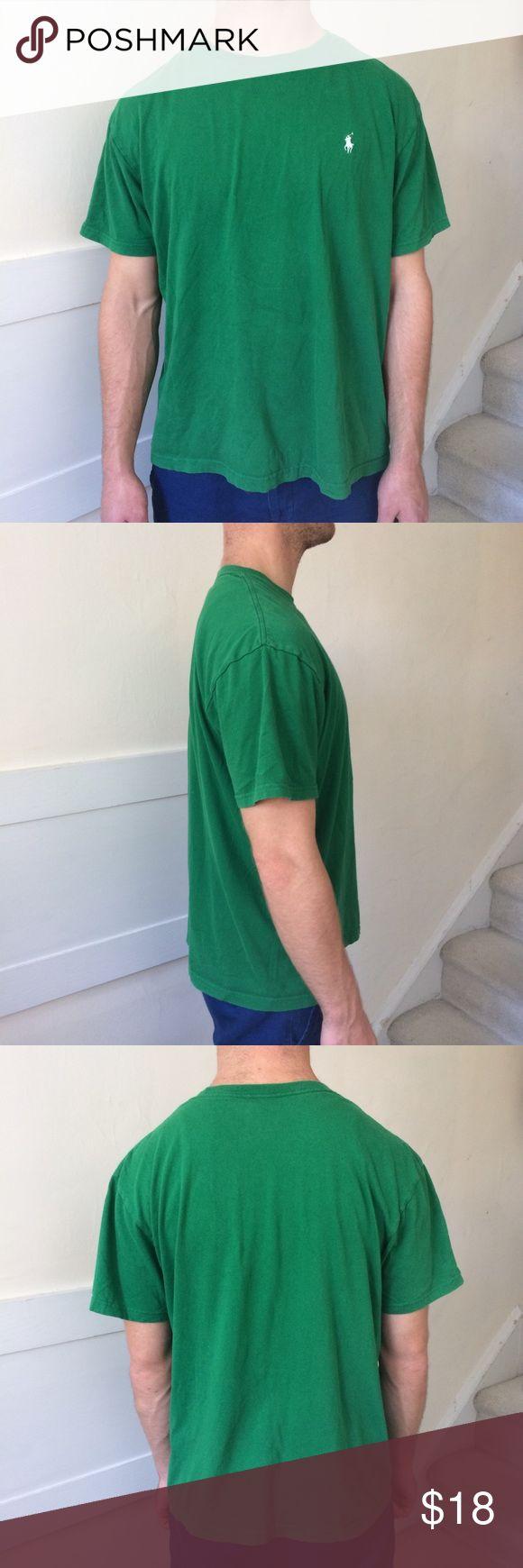 Polo by Ralph Lauren Green T Shirt