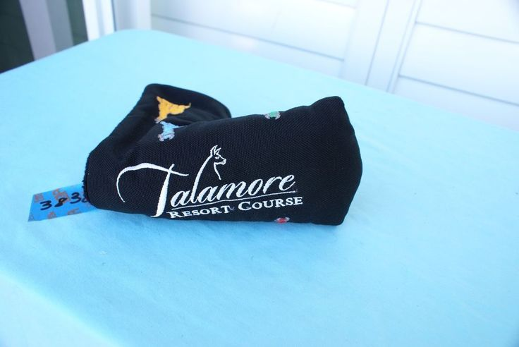 Daphne Putter Head Cover Talamore Resort #Daphne