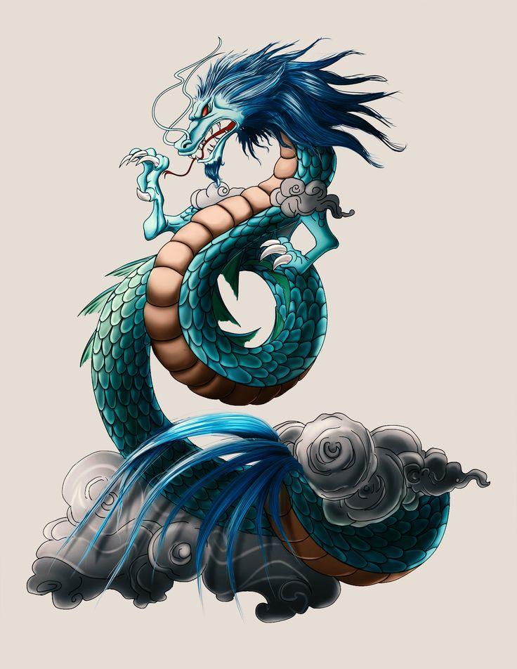 The wrath of the dragon, Kamuro illustrator on ArtStation at https://www.artstation.com/artwork/5OgwP