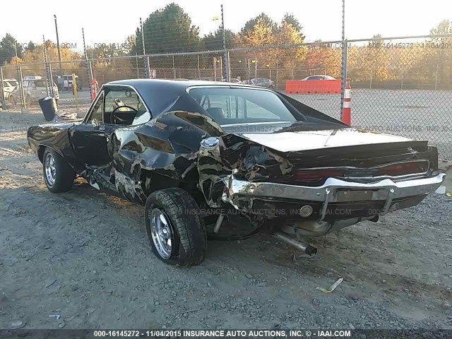 Totaled 70 Charger 2015