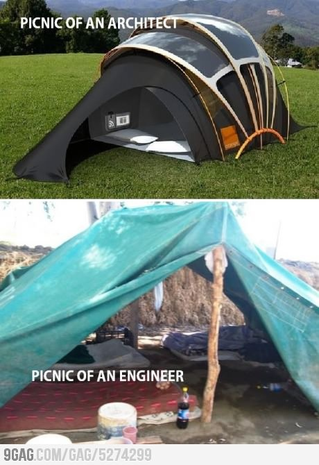 Engineers a collection of ideas to try about humor eat for Architecture students 9gag