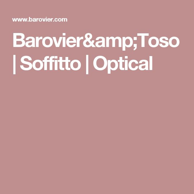Barovier&Toso | Soffitto | Optical