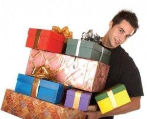 Подарки для него