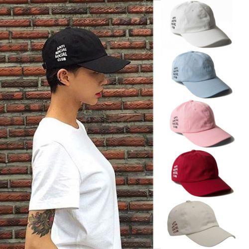 Anti #social club hat cap anti#social #social club #weird hat street #baseball cap , View more on the LINK: http://www.zeppy.io/product/gb/2/252464949929/