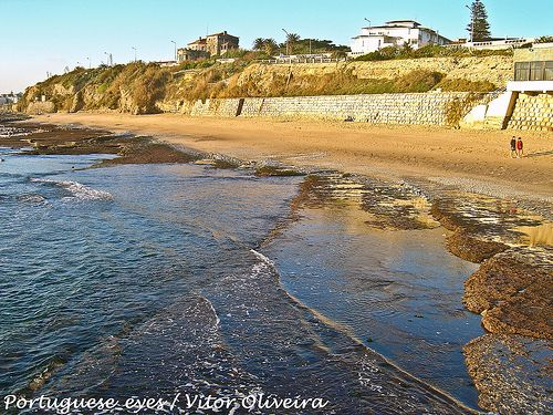 Praia das Avencas - Short walk from my house in Parede, Cascais, Portugal