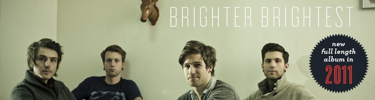 Brighter Brightest ♥  #music #band #canadian