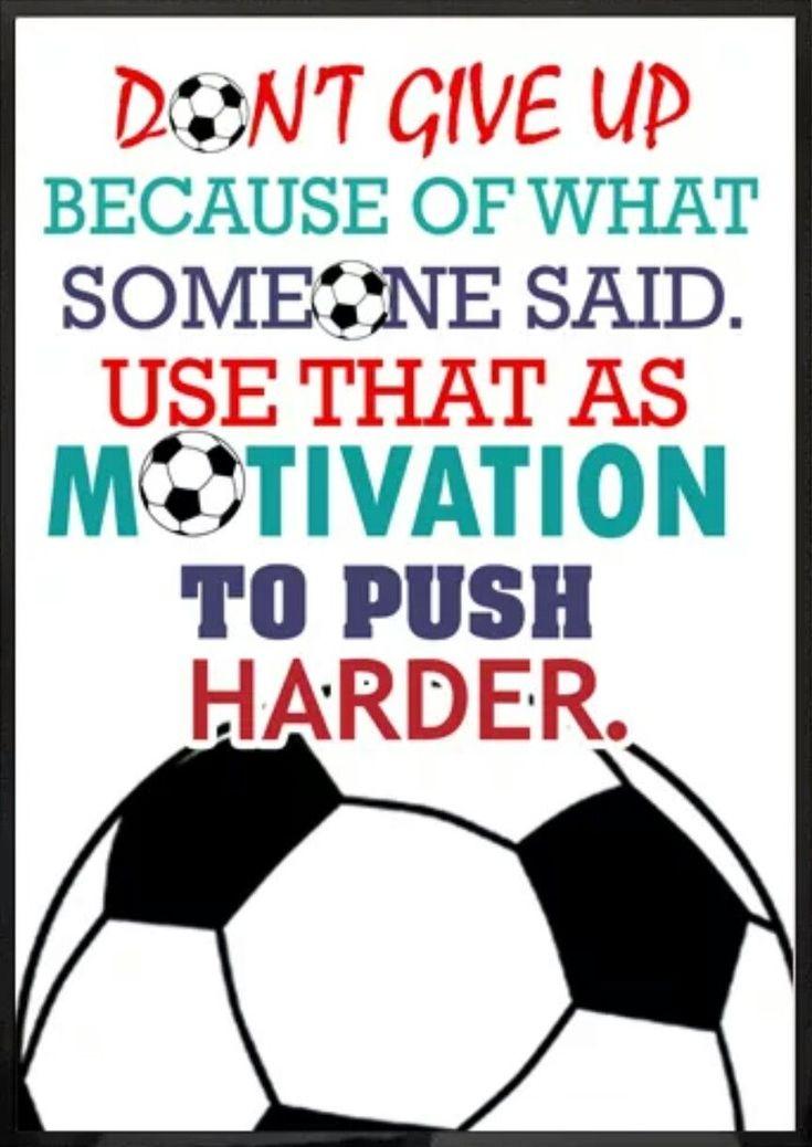 #soccermotivation
