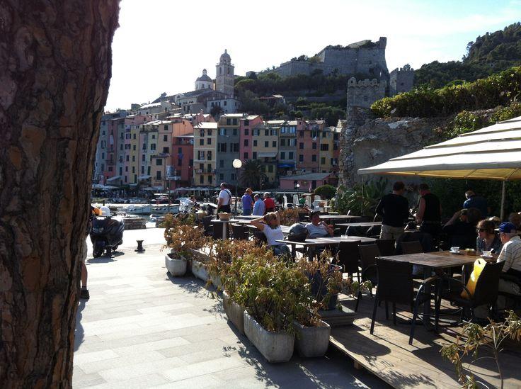Lieblingsfleck Portovenere, Promenade  Ligurien, Bella Italia
