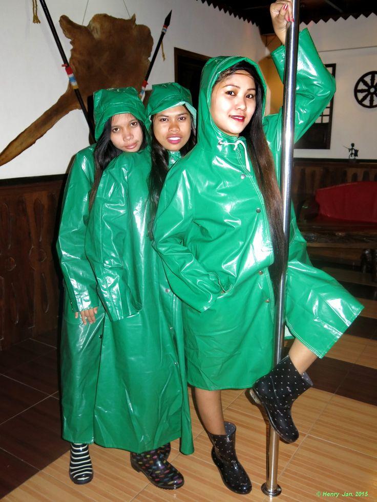 3 shiny green rukka