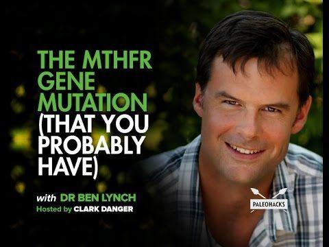 Podcast #157 - Dr. Ben Lynch: MTHFR Gene, Overcoming Disease, & the Dangers of Folic Acid - YouTube