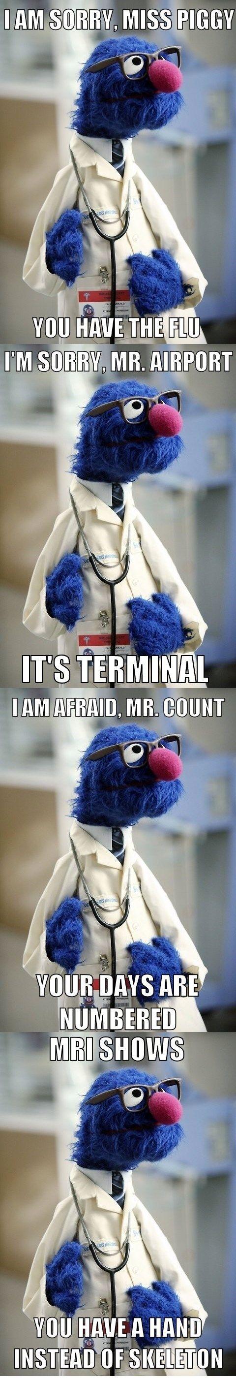 Dr. Grover, PunHD