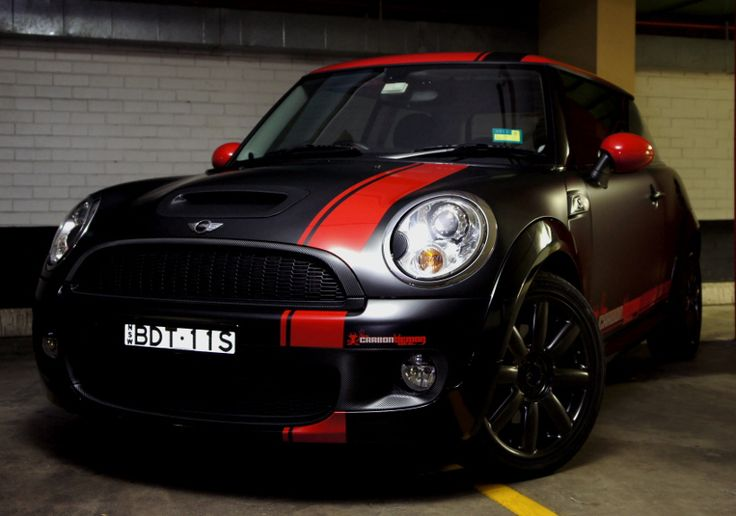 I want to see all the matte black wrap folks.. - North American ...