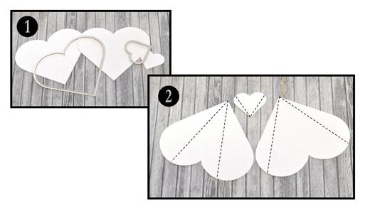 Crafting ideas from Sizzix UK: Wedding Belles