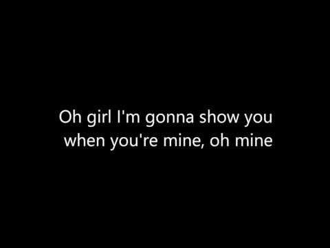 Bruno Mars Treasure lyrics - YouTube
