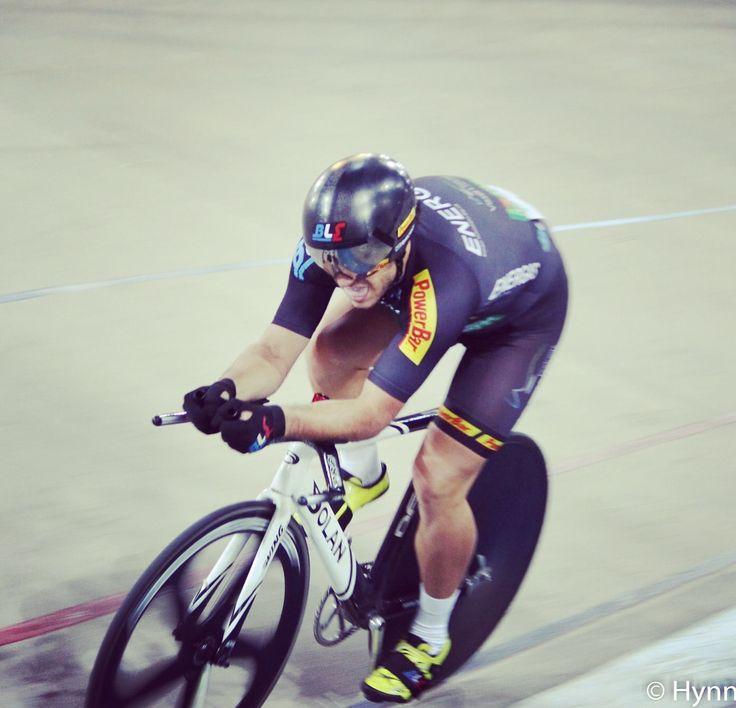 Testing at SA track championships