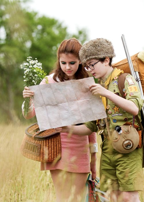 note to self-   Moonrise Kingdom
