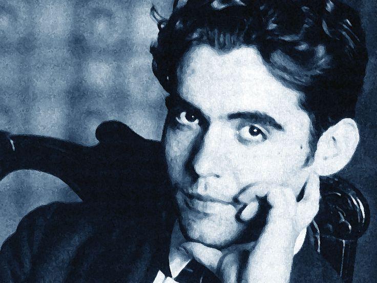"""""""Passaggio"""", poesia di Federico Garcia Lorca • I bambini guardano un punto lontano. Le lucerne si spengono. Fanciulle cieche interrogano la luna, e si levano in aria spirali di pianto. Le montagne guardano un punto lontano."""