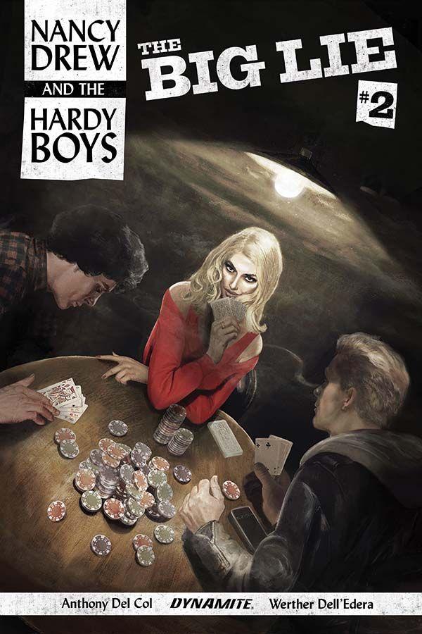 Nancy Drew and the Hardy Boys #2 by Faye Dalton