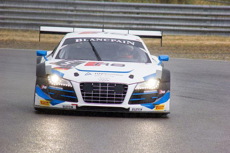 140705 34 Circuitpark Zandvoort _ Zandvoort Masters _ Blancpain Sprint Series _ Alessandro Latif, Marc Basseng _ Phoenix Racing _ Audi R8 LMS Ultra