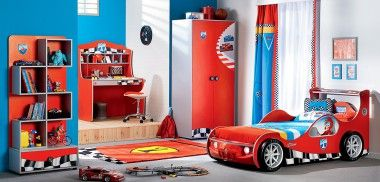Racer Autós #gyerekbútor #bútor #desing #ifjúságibútor #cilekmagyarország #dekoráció #lakberendezés #termék #autóságy #forma1 #ágy #gyerekágy