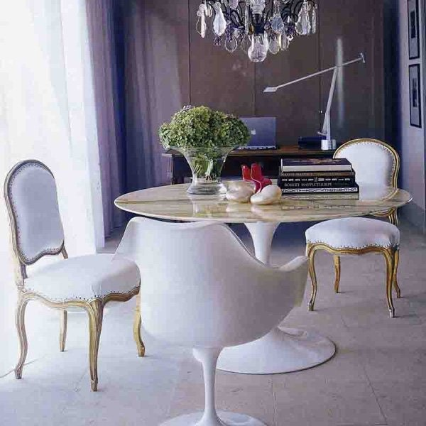 I love this table and it works in so many different types of decor 447 best Louis XVI style dining chair images on Pinterest   Dining  . Different Types Of Antique Dining Chairs. Home Design Ideas