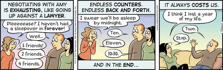 Pajama Diaries Comic Strip for March 10, 2015 | Comics Kingdom