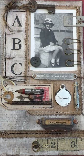The Little Shabby Shed: vintage book