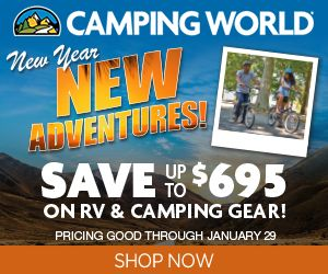 Save Big With New Camping World January 2017 Coupon