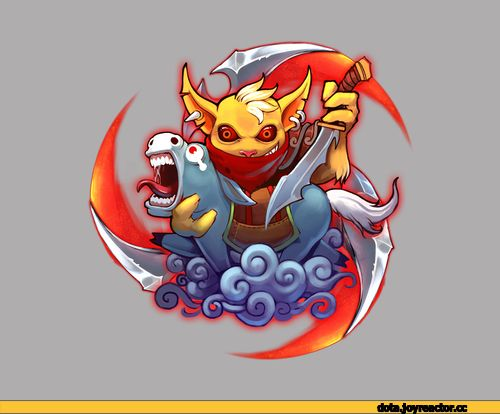 #Dota2 Dota Art,Dota,фэндомы,Bounty Hunter (Dota),Animal Courier,Dota Items,Dota…