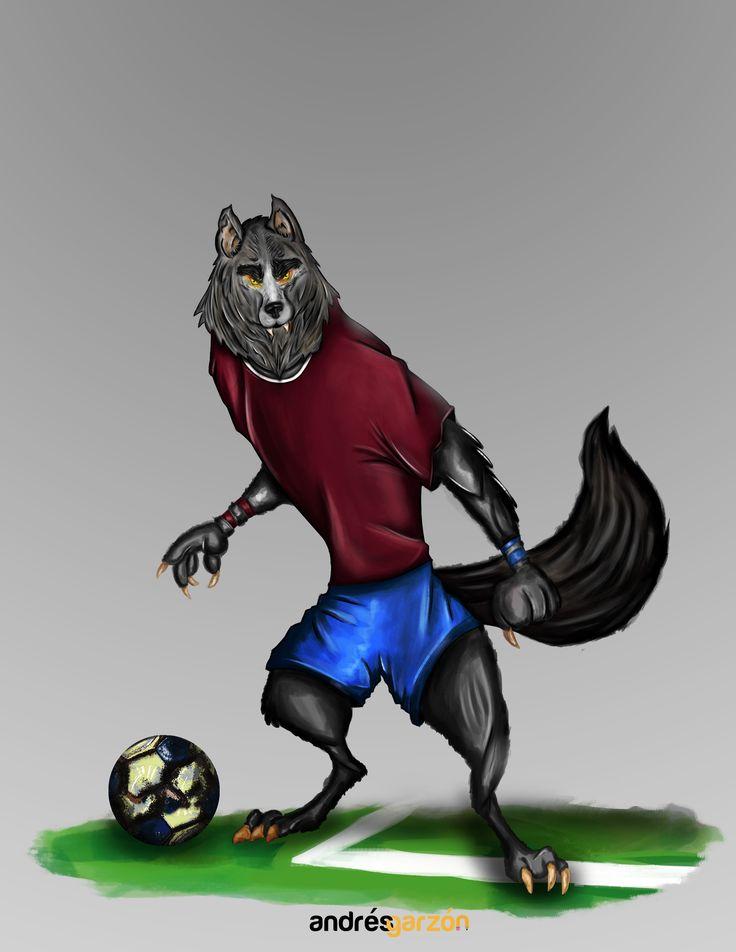 SOCCER WOLF