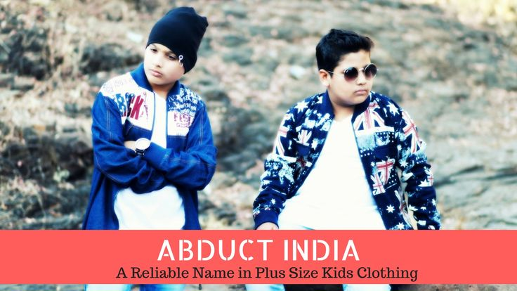 Visit http://Abductindia.com/ to #shop #plus_size_kids_apparels for your kids.