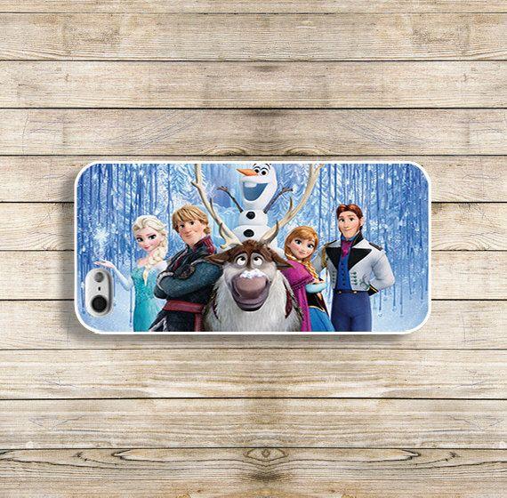 Disney phone case Disney frozen case Disney frozen phone case for iphone4/4s iphone5/5s on Etsy, $9.99