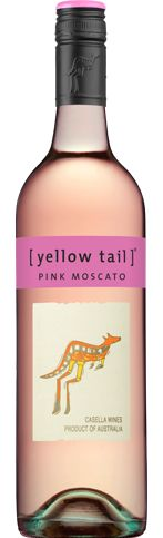Yellowtail Pink Moscato Fizzy - Lightly sparkling, our Pink Moscato is full of natural sweetness. It tastes like fresh strawberries with hints of fairy floss, sherbet and delicate floral notes, without being too sweet.