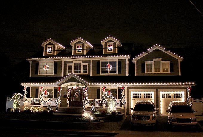 Christmas Lights Installation Denver