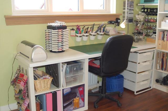Kitchen Worktop Desk Ikea Expedit