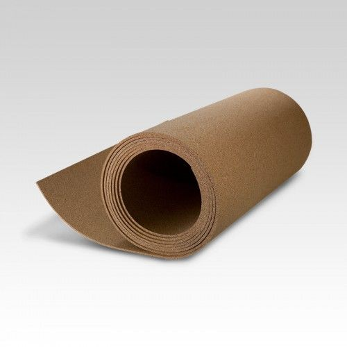 "New 3/8"" cork rolls - perfect for cork board walls, crafts, and more!"