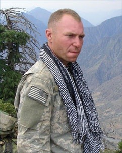 Army Sgt. 1st Class Jared C. Monti  Died June 21, 2006 Serving During Operation Enduring Freedom  30, of Raynham, Mass.; assigned to 3rd Squadron, 71st Calvary, 3rd Brigade Combat Team, 10th Mountain Division (Light Infantry), Fort Drum, N.Y.; killed June 21 when his unit encountered enemy forces using small-arms fire and rocket-propelled grenades during combat operations in Gowardesh, Afghanistan.