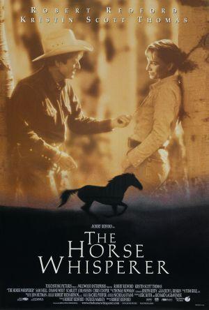 The Horse Whisperer  1998~ younger Scarlett Johansson. Robert Redford and Kristen Scott Thomas.