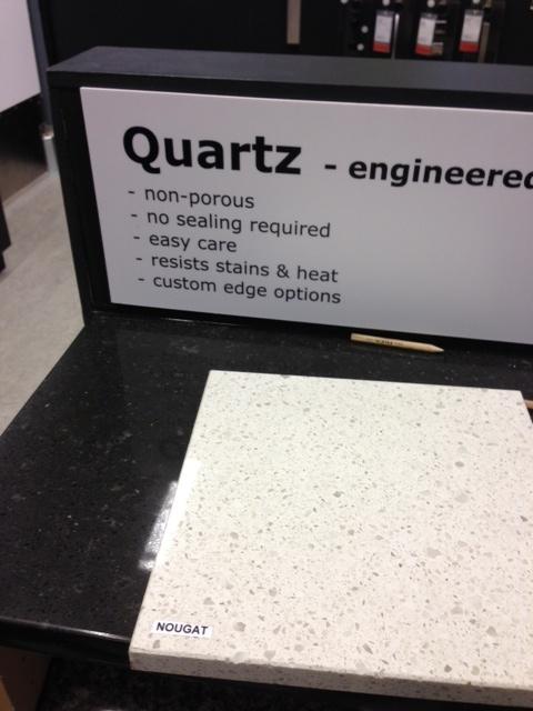 Quartz Countertop Ikea Color Nouguat