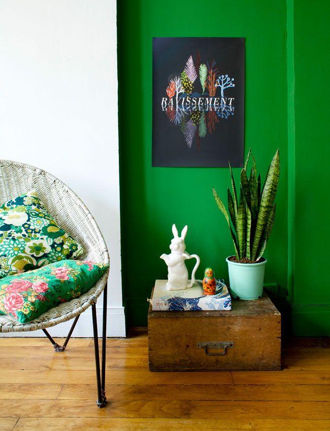 100 best Wandfarbe GRÜN green images on Pinterest Wall paint - wohnzimmer grun streichen