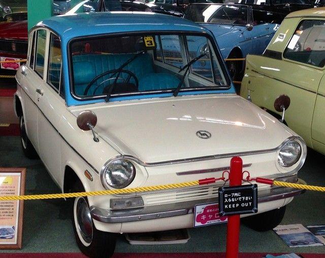 1969 Mazda Carol