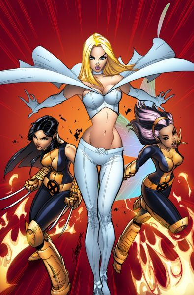 Emma Frost | Gallery | Superhero Database | Superheroes, Villains, Teams and Superpowers