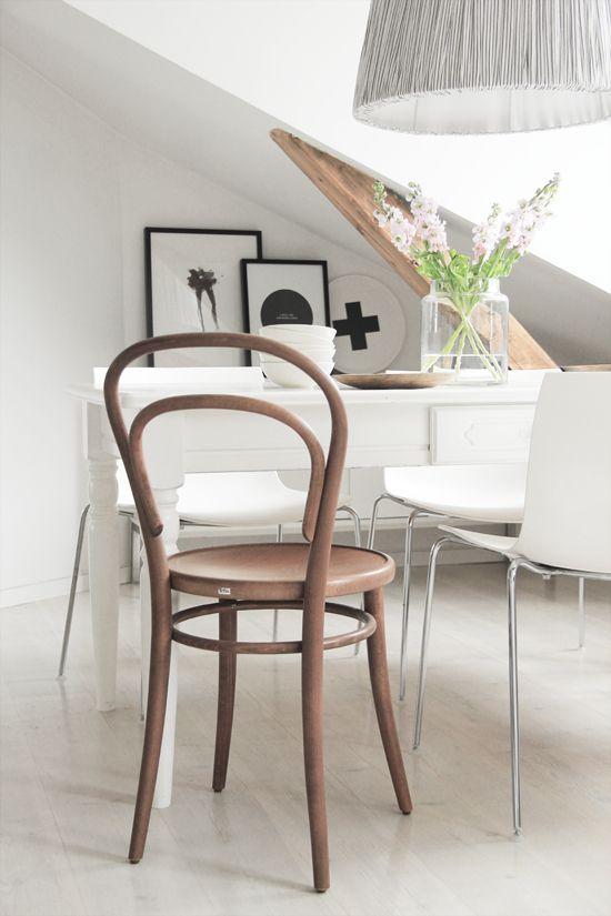 Superb Elisabeth Heier: Bruktfunn. Bistro ChairsWorkspace InspirationInk ... Idea