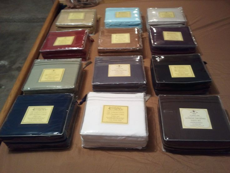 1800 Thread Count California King Sheet Set For Waterbed W/ 4 Pillowcase