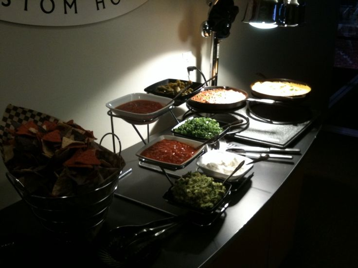 24 Best Nacho Bar Ideas Images On Pinterest